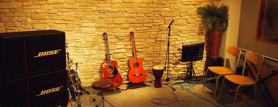 ライブやパーティーなどの各種イベントに使用出来るレンタルスペース